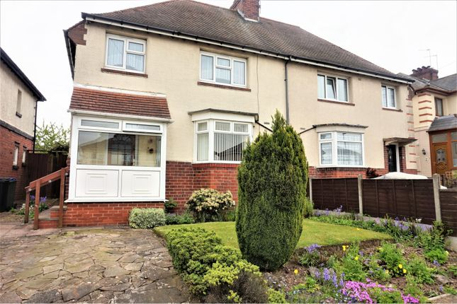Thumbnail Semi-detached house for sale in Abbey Crescent, Oldbury