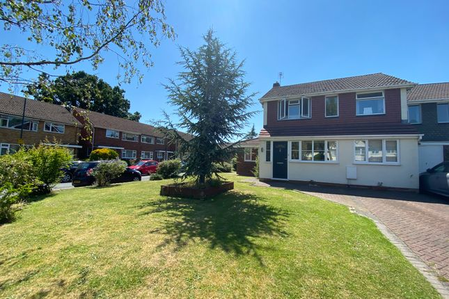 Thumbnail Semi-detached house for sale in Hazelwood Road, Acocks Green, Birmingham