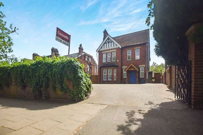 Thumbnail Detached house for sale in Clapham Road, Bedford