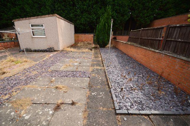 Garden of Abercorn Road, Chapelfields, Coventry CV5