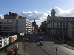 Thumbnail Flat to rent in College Avenue, Belfast