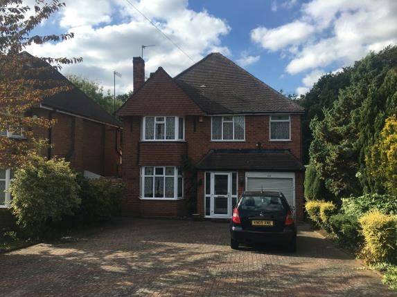 Thumbnail Detached house for sale in Elizabeth Road, Moseley, Birmingham, West Midlands