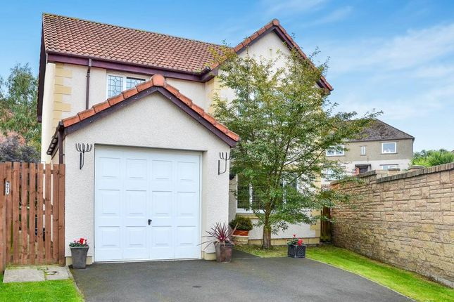 Thumbnail Detached house for sale in Inchkeith Grove, Tranent