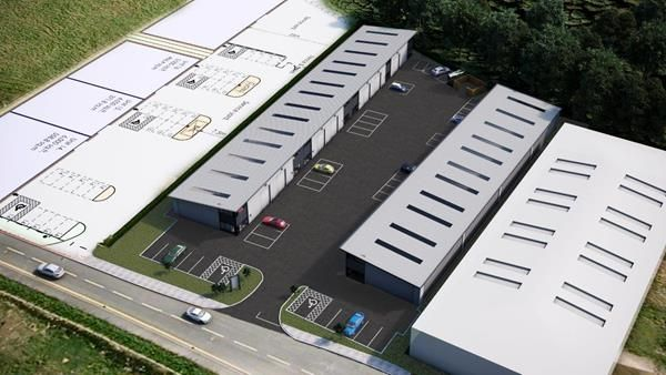 Thumbnail Light industrial for sale in Avro Park, Units 14 & 15, Doncaster Sheffield Airport, First Avenue, Doncaster