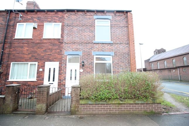 Thumbnail Terraced house to rent in Tram Street, Platt Bridge, Wigan