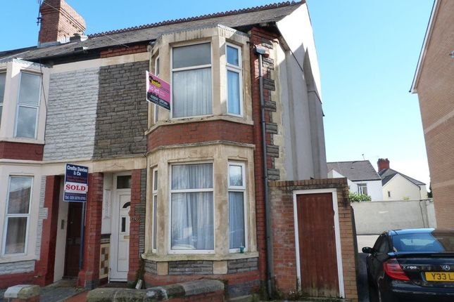 Thumbnail Property to rent in Daviot Street, Roath, ( 5 Beds )
