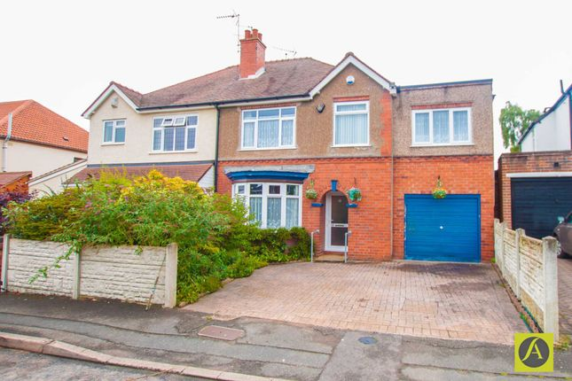 Thumbnail Semi-detached house for sale in Dunholme, 12 Wells Road, Penn