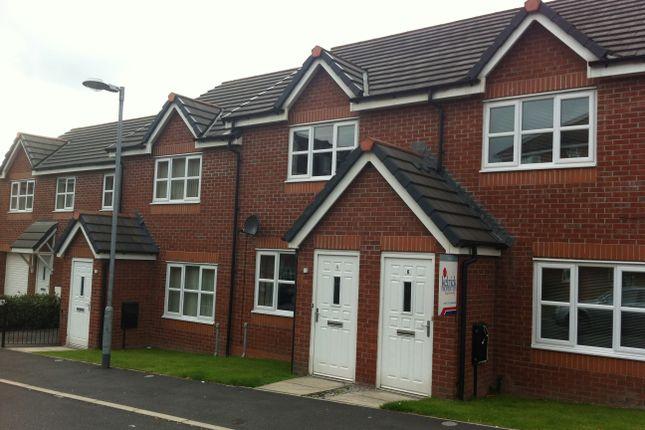 Thumbnail Mews house to rent in Gas Street, Platt Bridge, Wigan