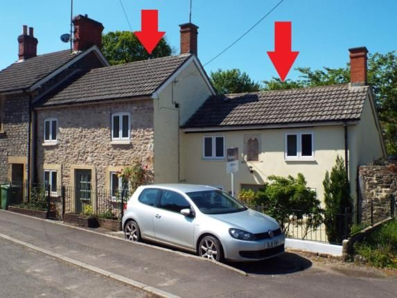 Thumbnail Semi-detached house for sale in Oakhill, Radstock, Somerset