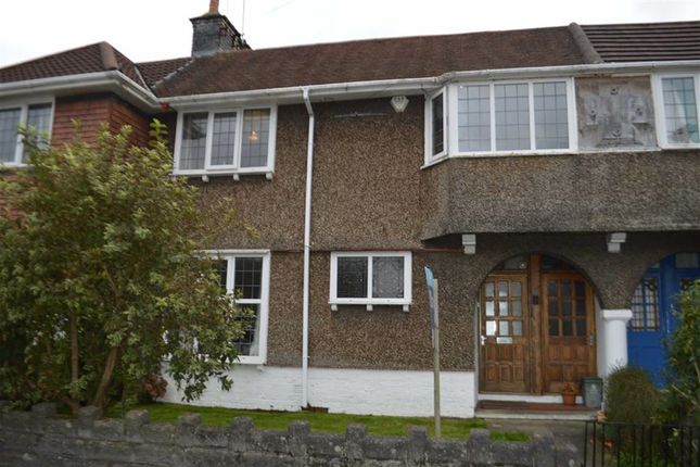 3 bed terraced house for sale in Maple Crescent, Swansea
