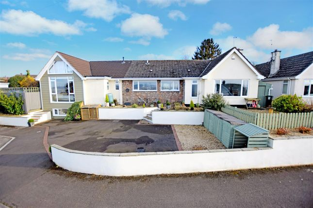 Thumbnail Detached house for sale in Meadows Close, Portishead, Bristol