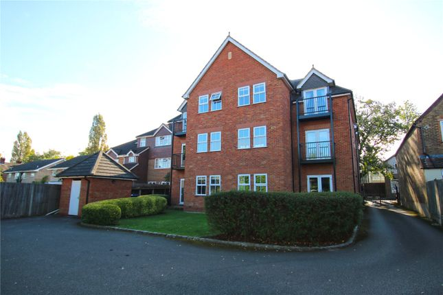 Thumbnail Flat for sale in 11 Claremont Road, West Byfleet, Surrey