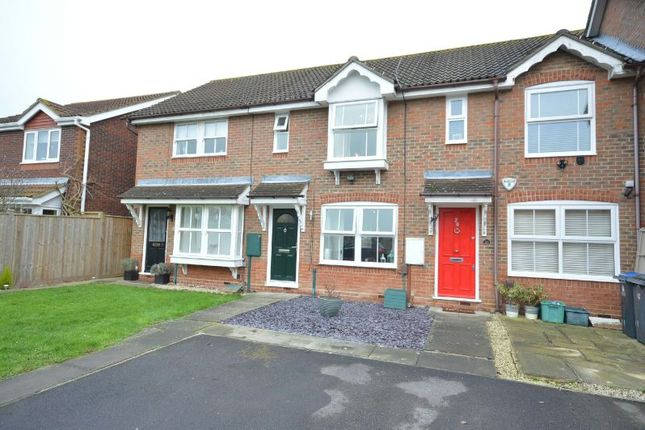 2 bed terraced house for sale in Hillier Place, Chessington