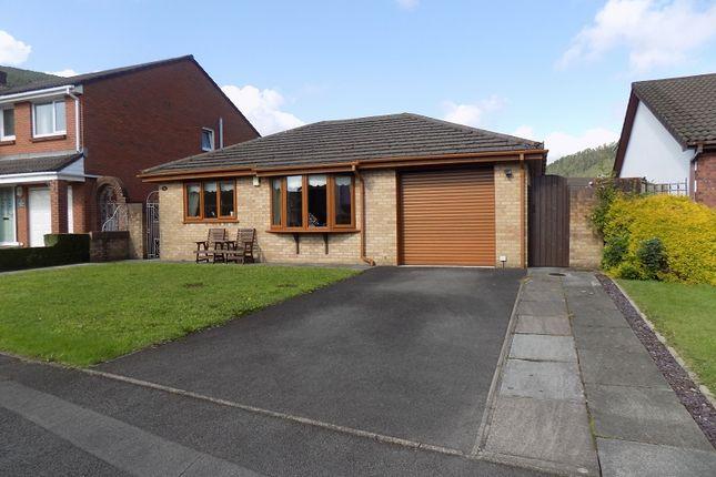Thumbnail Detached bungalow for sale in All Saints Place, Cwmavon, Port Talbot, Neath Port Talbot.
