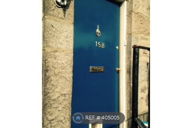 Thumbnail Flat to rent in South Mount Street, Aberdeen