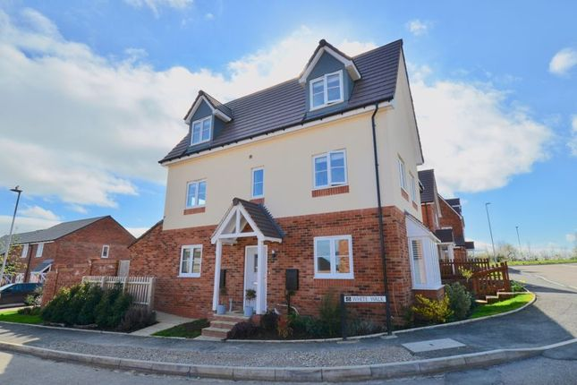 Thumbnail Semi-detached house for sale in White Walk, Evesham