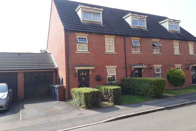 Thumbnail Terraced house for sale in Wheatcrofts, Barnsley