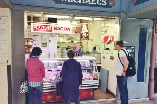 Thumbnail Retail premises for sale in Fish Game & Poultry, Corn Market, Derby