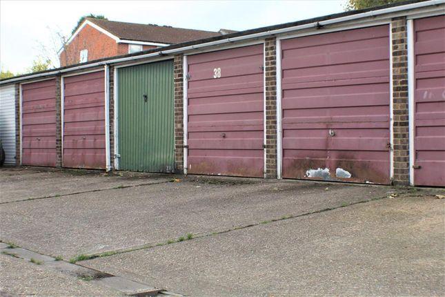Garage En Bloc of Berners Way, Broxbourne EN10