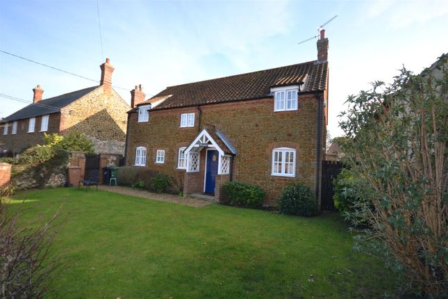 Thumbnail Detached house for sale in Old Hunstanton Road, Old Hunstanton, Hunstanton
