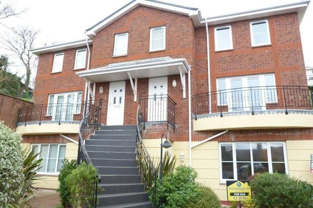Thumbnail Flat to rent in 3 The Hollows, Victoria Road, Douglas