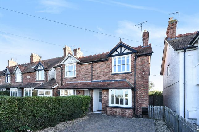 Thumbnail End terrace house for sale in Burford Road, Witney