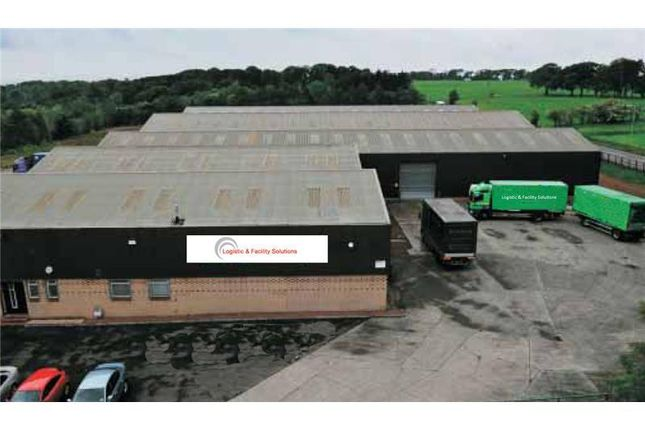 Thumbnail Industrial to let in 5 Young Road, Lanark, Scotland