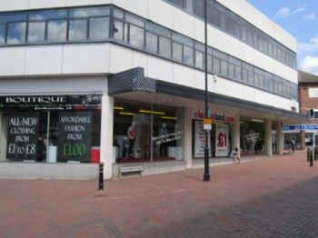 Thumbnail Retail premises to let in Princes Street, Stafford