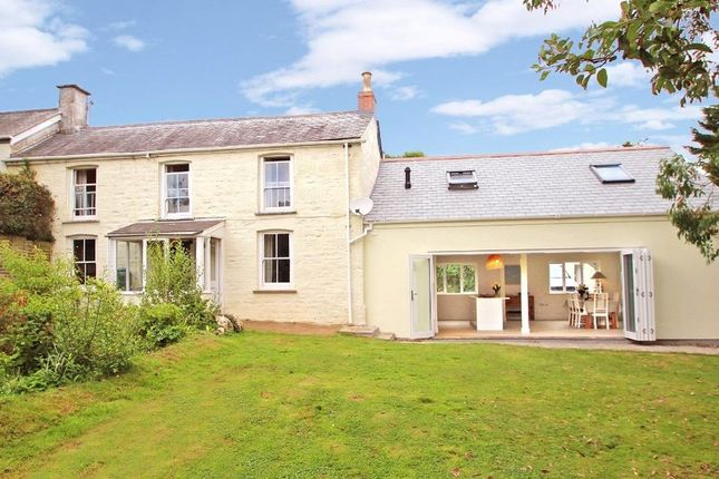 Thumbnail Detached house to rent in Coombe Terrace, Coombe Lane, Bissoe, Truro