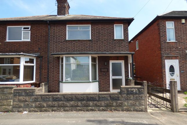 Front Elevation of Conway Street, Long Eaton, Nottingham NG10