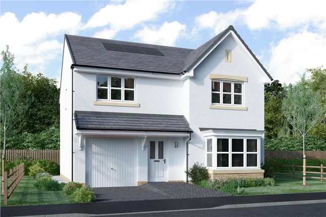 "Thumbnail Detached house for sale in ""Tait"" at Leander Crescent, Bellshill"