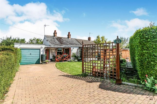 Thumbnail Semi-detached bungalow for sale in Mill Estate, Wymington Road, Rushden