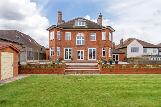 Thumbnail Detached house for sale in Woodside Road, Woodford Green
