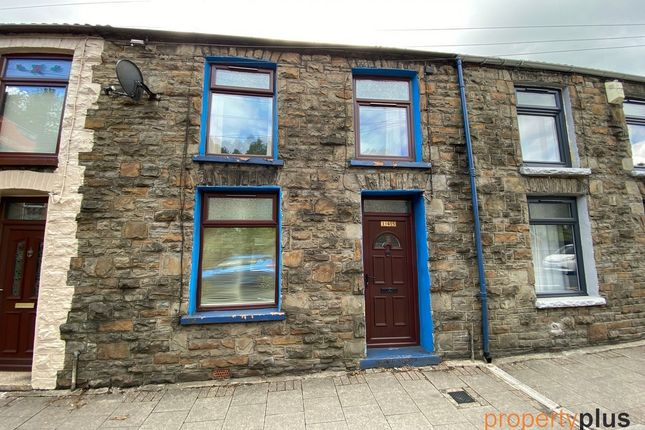 Thumbnail Terraced house for sale in Partridge Road Tonypandy -, Tonypandy