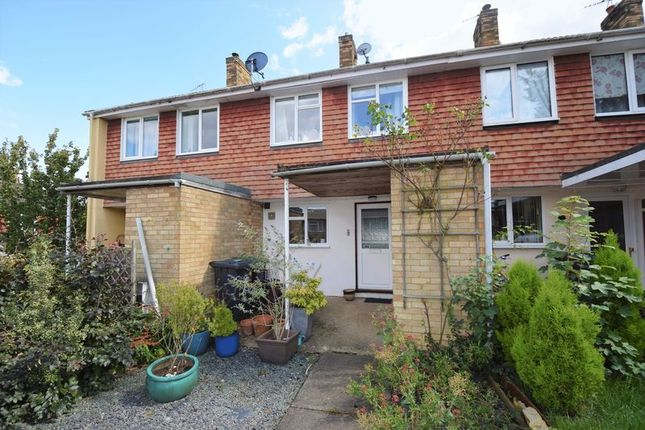 Thumbnail Terraced house for sale in St. Margarets Close, Lidlington, Bedford