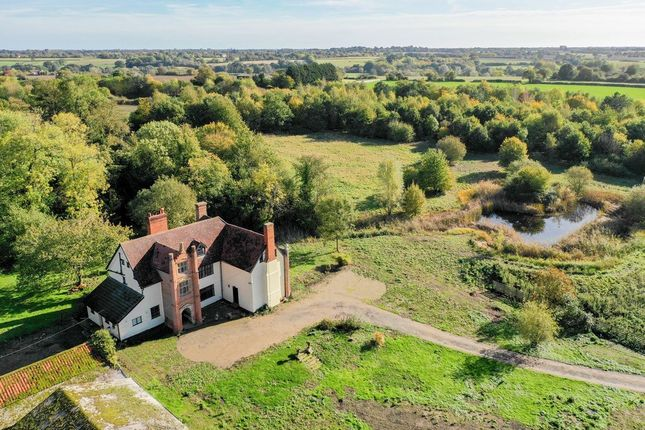 Thumbnail Detached house for sale in Grove Road, Brockdish, Diss