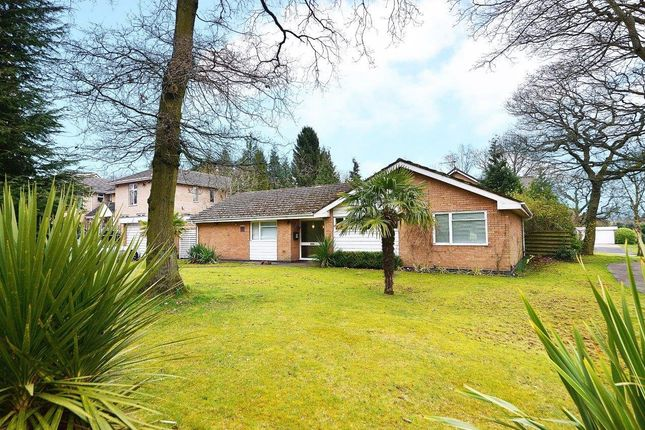 Thumbnail Detached bungalow for sale in Norfolk Road, Edgbaston, Birmingham