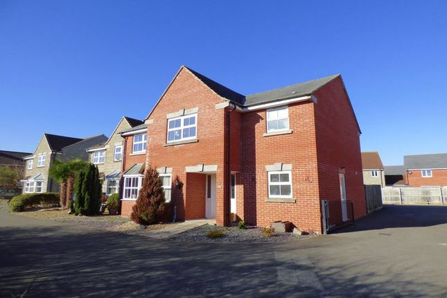 Thumbnail Detached house for sale in Riverside Close, St. Georges, Weston-Super-Mare
