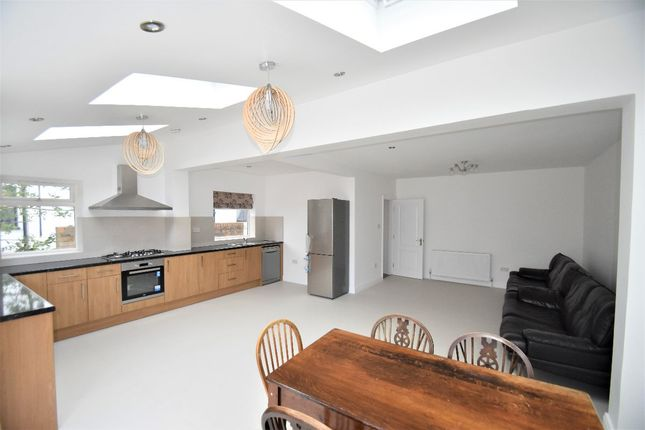 Thumbnail Detached house to rent in Avenue Crescent, London