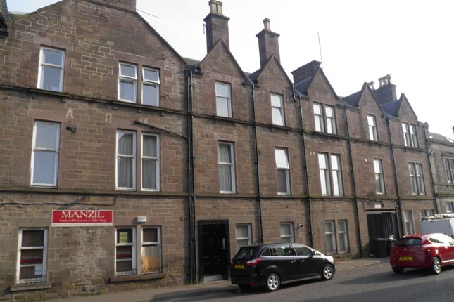 Thumbnail Flat to rent in Market Street, Forfar