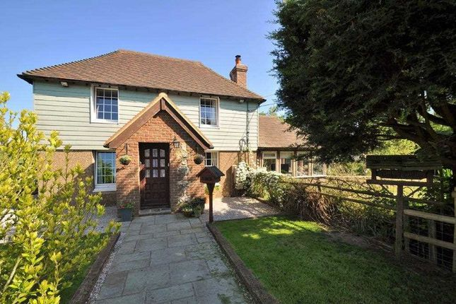 Thumbnail Detached house for sale in Station Road, Smeeth