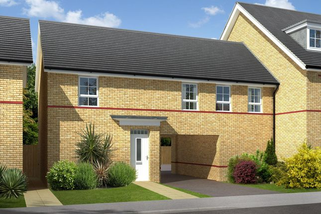 "Thumbnail Flat for sale in ""Aylsham"" at Warkton Lane, Barton Seagrave, Kettering"