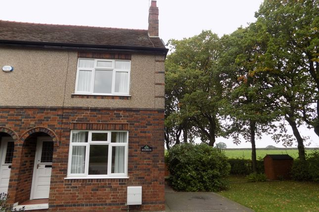 Thumbnail Semi-detached house to rent in Watling Street, Grendon