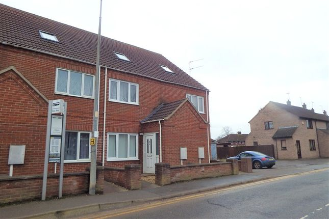 3 bed terraced house for sale in Brothertoft Road, Boston PE21