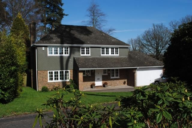 Thumbnail Detached house to rent in Armitage Court, Ascot