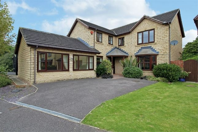 Thumbnail Detached house for sale in Beckside, Flockton, Wakefield, West Yorkshire