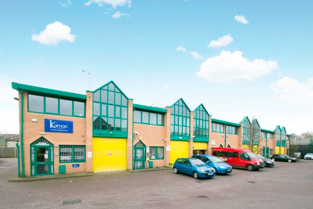 Thumbnail Warehouse to let in 3 Brickfields, Kiln Lane, Bracknell, Berkshire