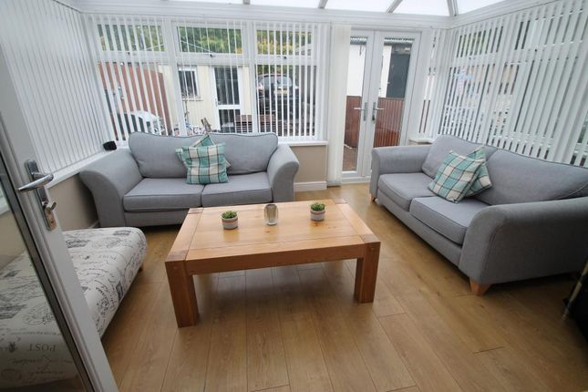 Thumbnail Terraced house for sale in Vale Terrace, Georgetown, Tredegar