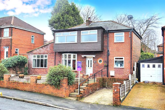 Thumbnail Detached house for sale in Greenside Lane, Manchester