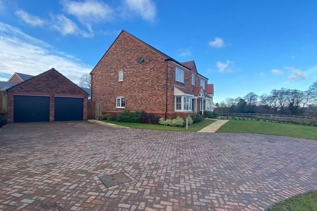 5 bed detached house for sale in Blacksmith Close, Eccleshall, Stafford ST21